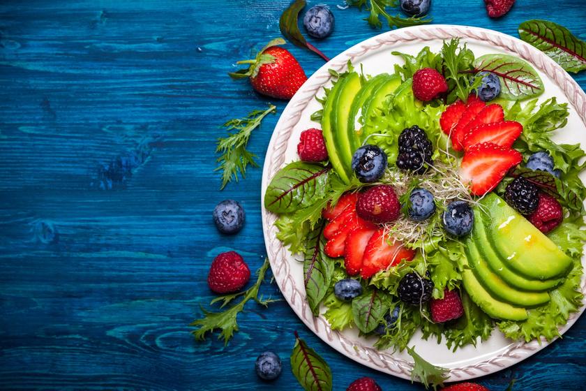 gyógyított visszér nyers étel-étrenddel)