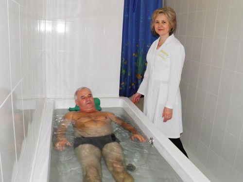 hidrogén-szulfid fürdők visszér