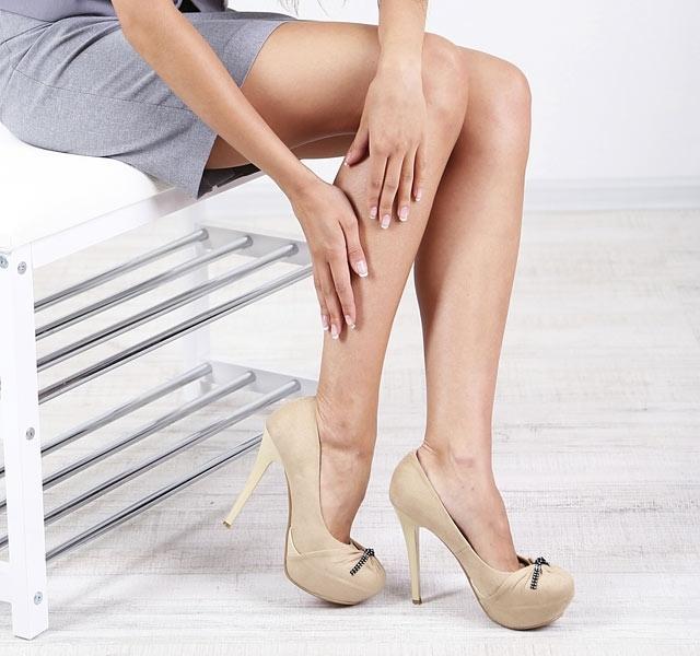 a lábak varikózisának kezelése a korai szakaszban