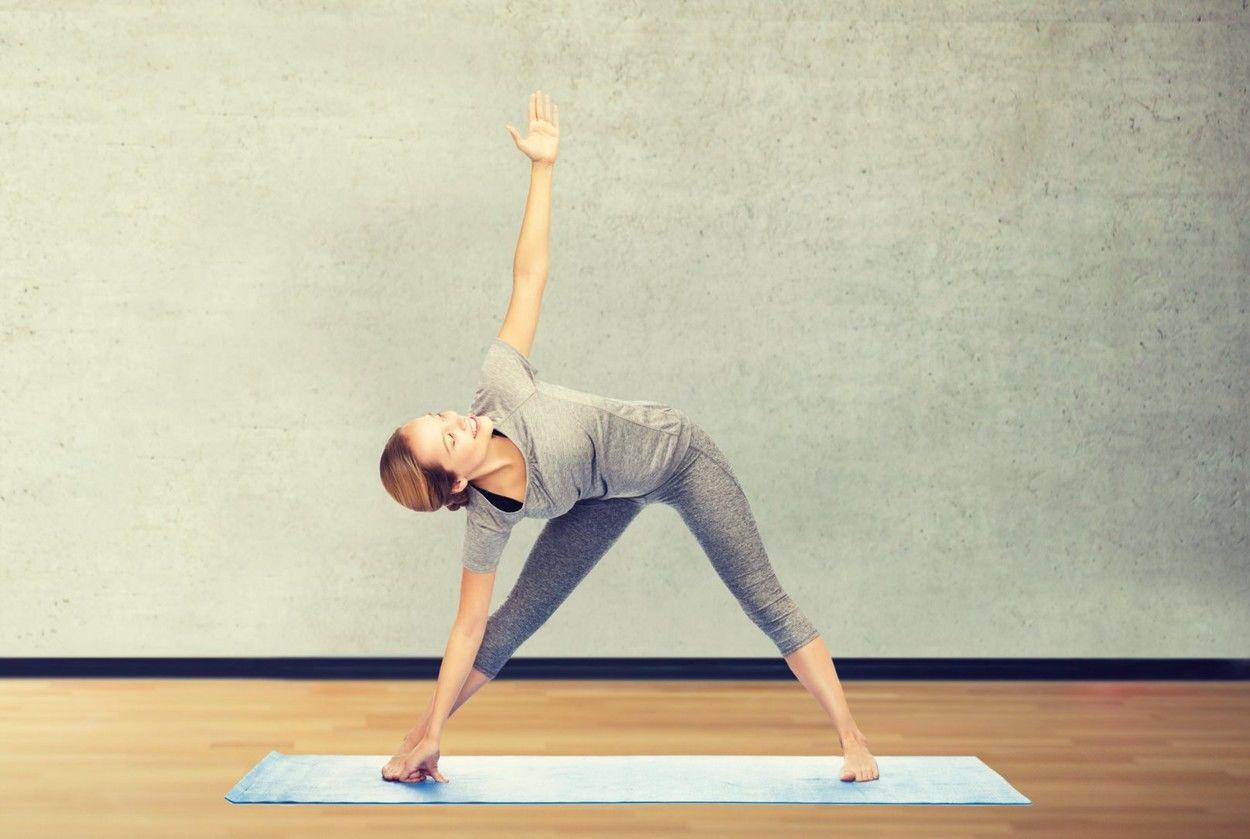 gyakorlatok visszér a jógában