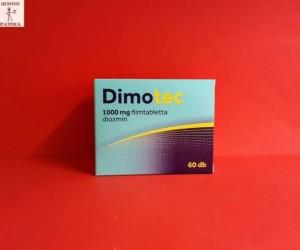 Dimotec mg filmtabletta 60x
