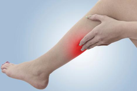 a láb visszér fáj