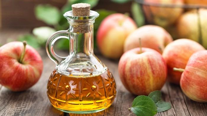 természetes almaecet visszér ellen
