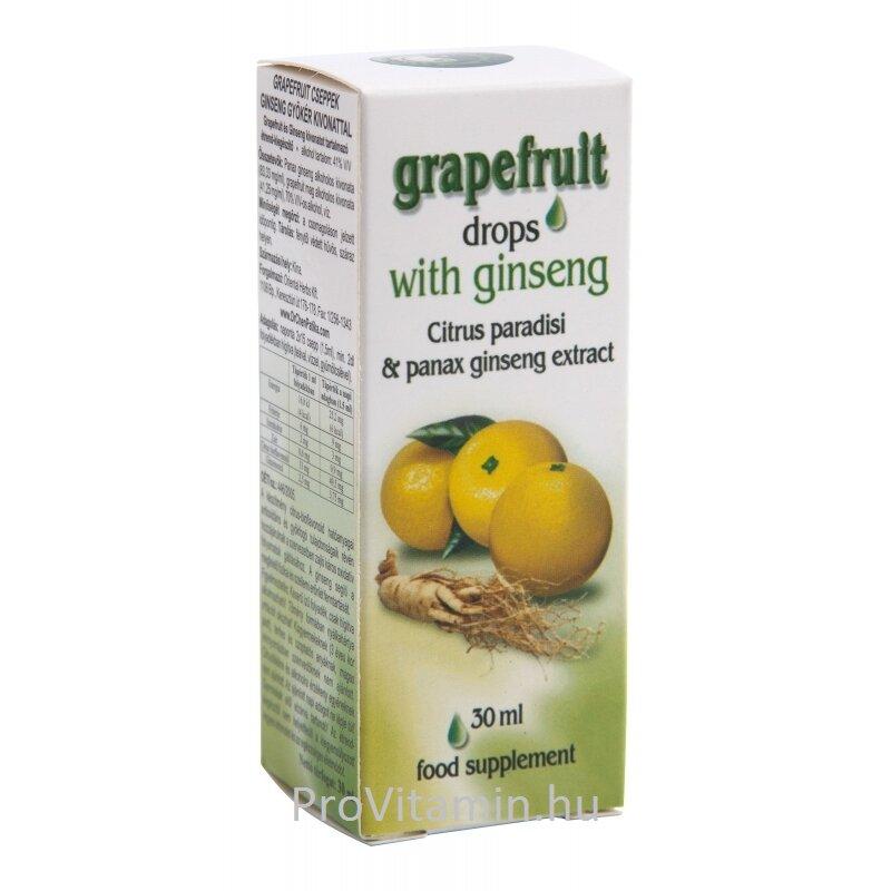 Bioextra Grapefruit mag kapszula 60db - Emésztés, méregtelenítés
