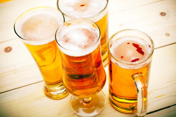 visszér, akkor sört inni