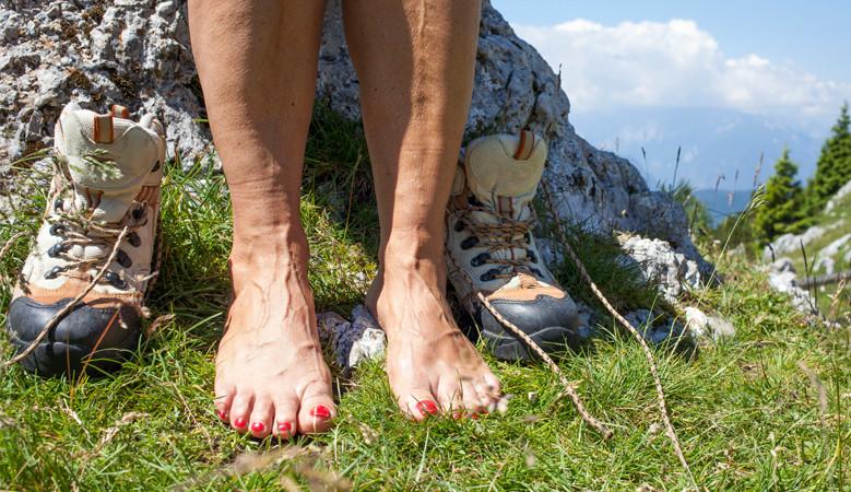 keresztirányú lapos láb visszér