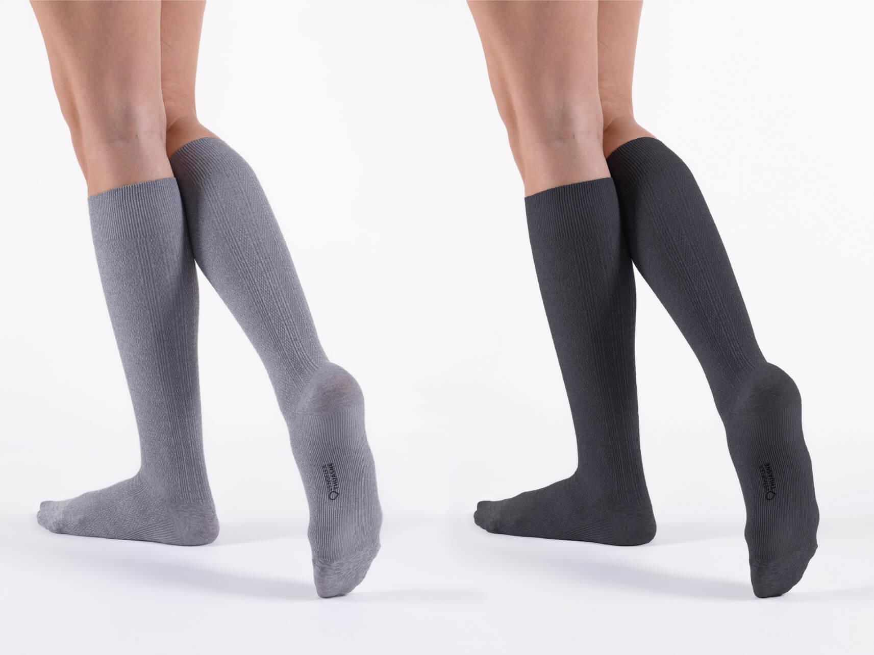kompressziós térd zokni visszér férfiak számára